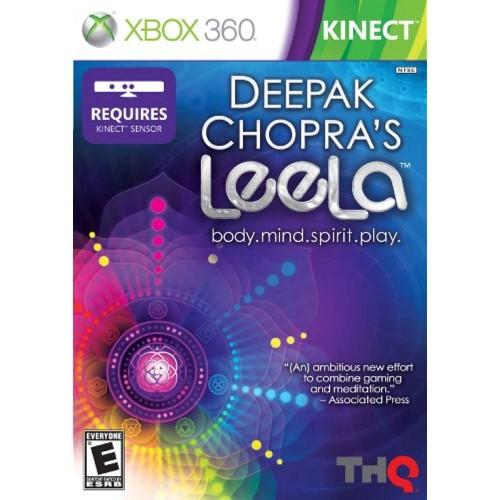Deepak Chopra's Leela Xbox 360 Б/У купить в новосибирске