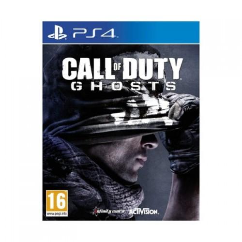 Call of Duty: Ghosts PlayStation 4 Б/У купить в новосибирске