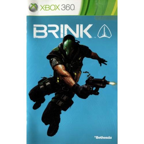 Brink Xbox 360 Б/У купить в новосибирске