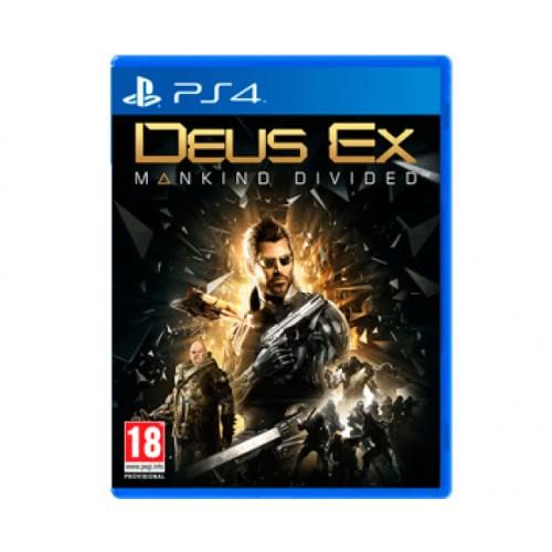 Deus Ex: Mankind Divided PlayStation 4 Новый купить в новосибирске