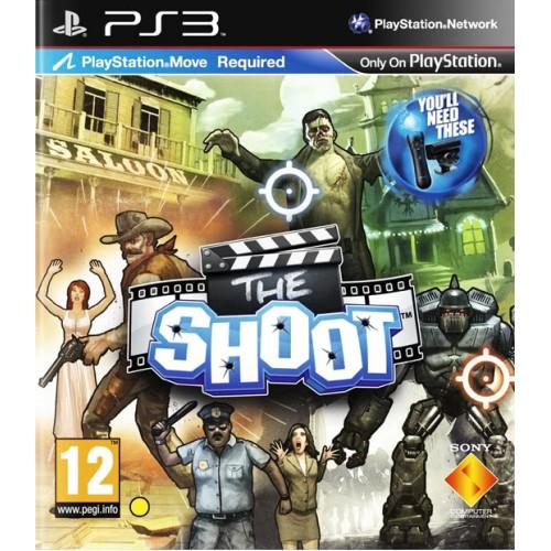 The Shoot PlayStation 3 Б/У купить в новосибирске