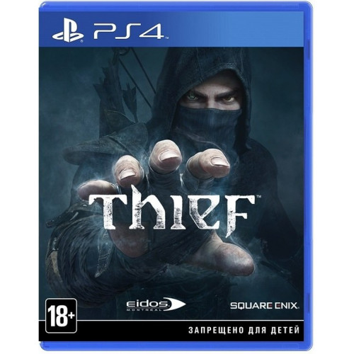 Thief PlayStation 4 Б/У купить в новосибирске