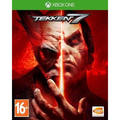 Tekken 7 Xbox One Новый купить в новосибирске