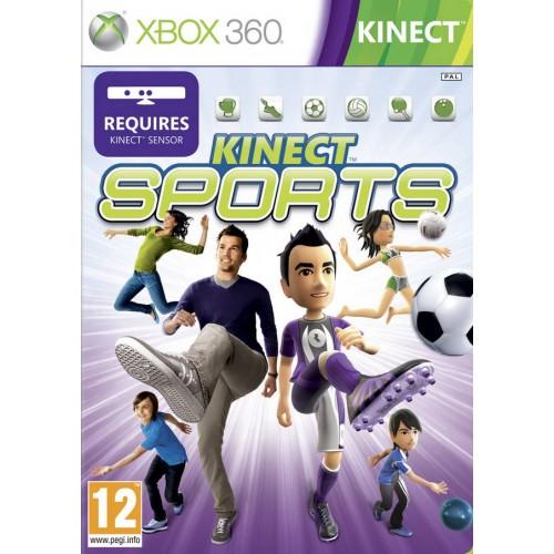 Kinect Sports Xbox 360 купить в новосибирске