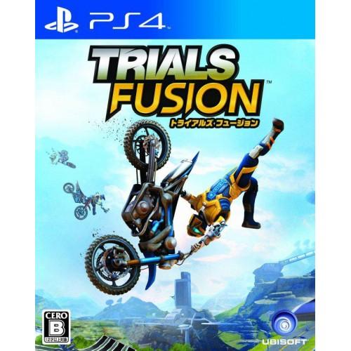 Trials Fusion PlayStation 4 Б/У купить в новосибирске
