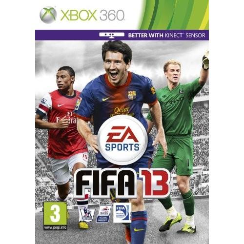 Fifa 13 Xbox 360 Б/У купить в новосибирске