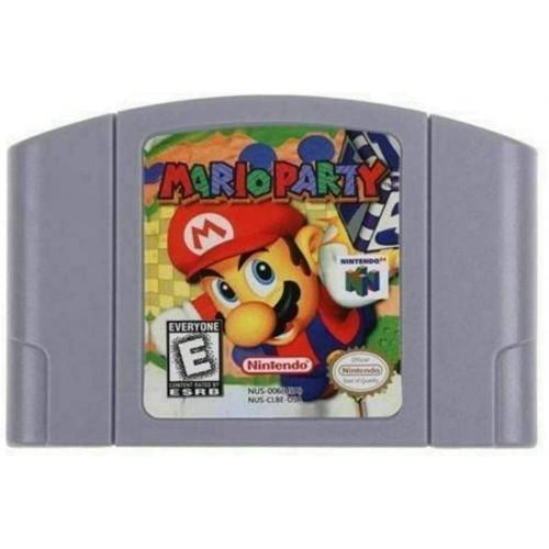 Mario Party Nintendo 64 купить в новосибирске