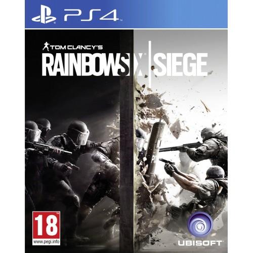 Tom Clancy's Rainbow Six Siege PlayStation 4 Новый купить в новосибирске