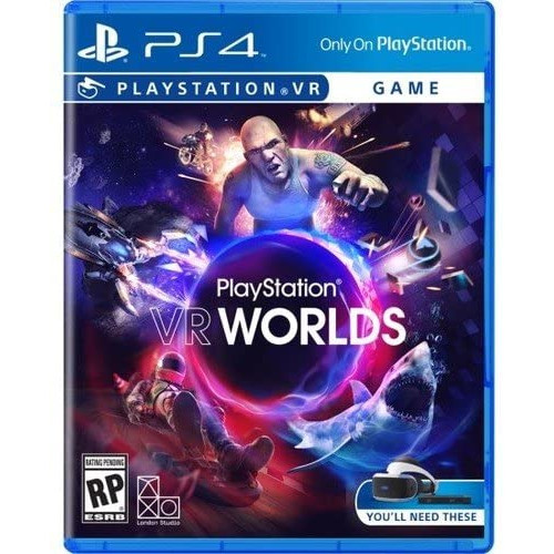 PlayStation VR Worlds купить в новосибирске