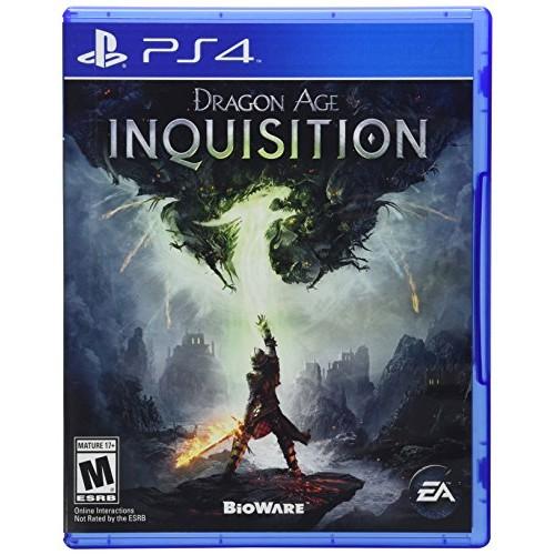 Dragon Age Инквизиция PlayStation 4 Б/У купить в новосибирске