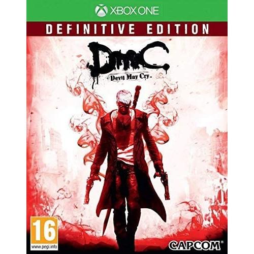 DMC: Devil May Cry Definitive Edition Xbox One Новый купить в новосибирске