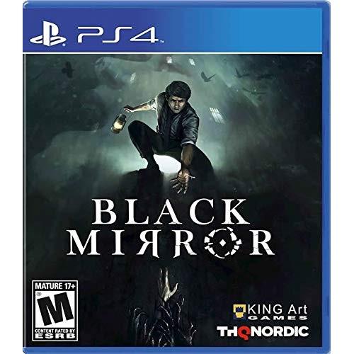 Black Mirror PS4 Б/У купить в новосибирске