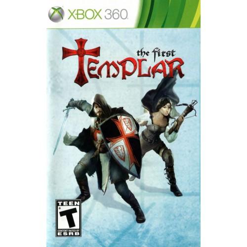 The First Templar Xbox 360 Б/У купить в новосибирске