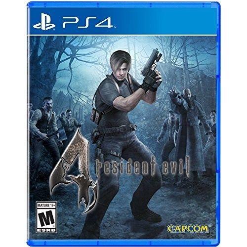 Resident Evil 4  купить в новосибирске