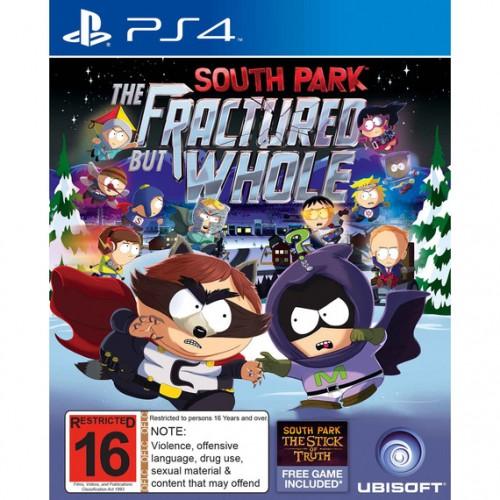 South Park: The Fractured But Whole PlayStation 4  Б/У купить в новосибирске