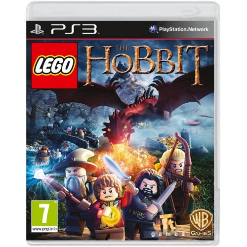 LEGO Hobbit PlayStation 3 Б/У купить в новосибирске