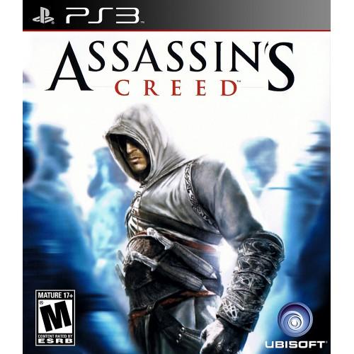 Assassin's Creed PlayStation 3 Б/У купить в новосибирске