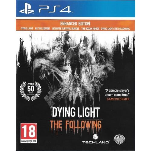 Dying Light The Following Enhanced Edition купить в новосибирске