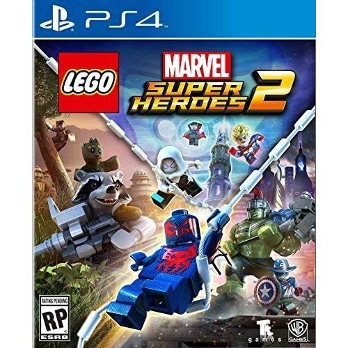 LEGO Marvel Super Heroes 2 PlayStation 4 Б/У купить в новосибирске