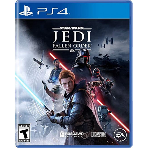 Star Wars Jedi Fallen Order PlayStation 4 Новый купить в новосибирске