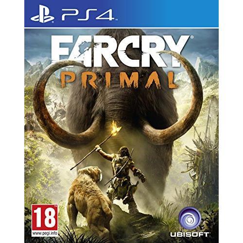 Far Cry Primal PlayStation 4 Б/У купить в новосибирске