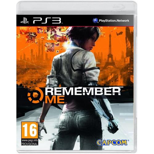 Remember Me PlayStation 3 Б/У купить в новосибирске