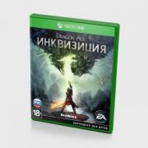 Dragon Age: Инквизиция Xbox One Б/У купить в новосибирске