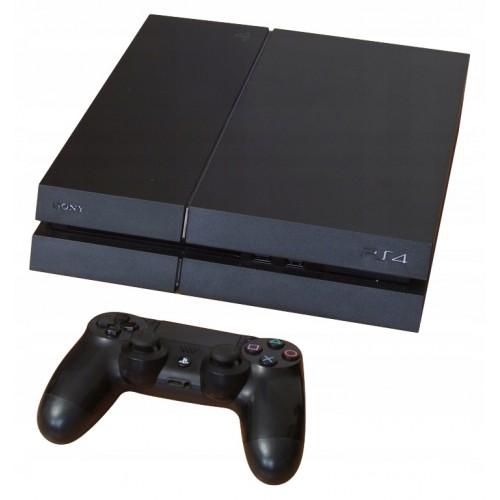 Playstation 4 FAT 500gb купить в новосибирске