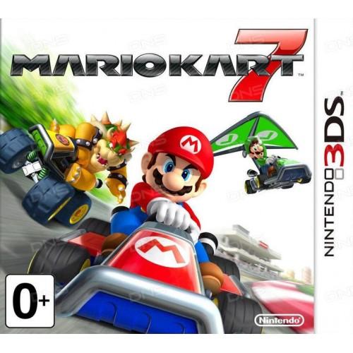 Mario Kart 7 Nintendo 3DS купить в новосибирске