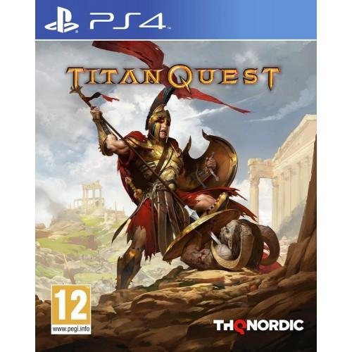 Titan Quest PlayStation 4 Б/У купить в новосибирске
