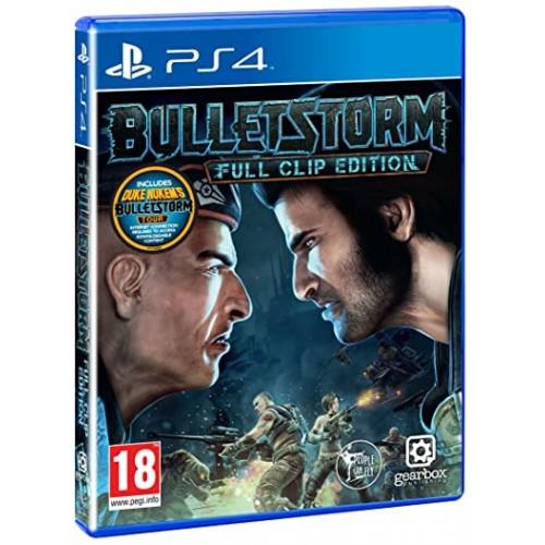 Bulletstorm Full Clip Edition PlayStation 4 Новый купить в новосибирске