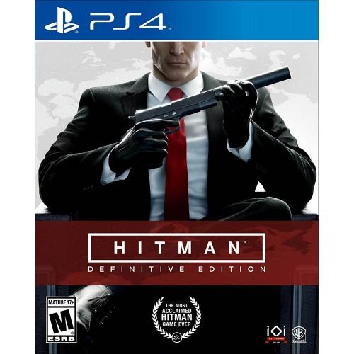 Hitman Definitive Edition PlayStation 4 Новый купить в новосибирске