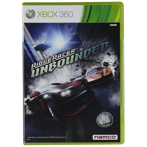 Ridge Racer Unbounded Xbox 360 Б/У купить в новосибирске