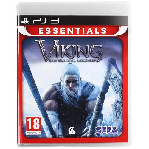 Viking: Battle for Asgard PlayStation 3 Б/У купить в новосибирске