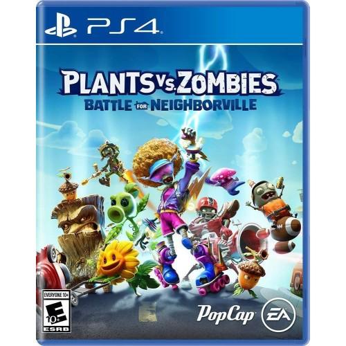 Plants vs. Zombies Battle for Neighborville PS4 Новый купить в новосибирске