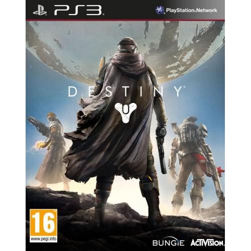 Destiny PlayStation 3 Б/У купить в новосибирске