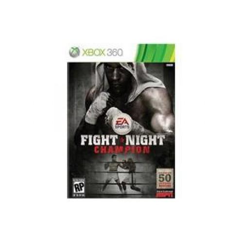Fight Night Champion Xbox 360 Б/У купить в новосибирске