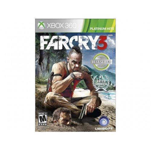 Far Cry 3 Xbox 360 Б/У купить в новосибирске