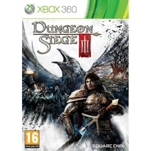 Dungeon Siege III Xbox 360 Б/У купить в новосибирске