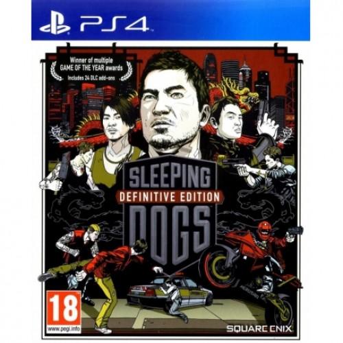 Sleeping Dogs Definitive Edition купить в новосибирске