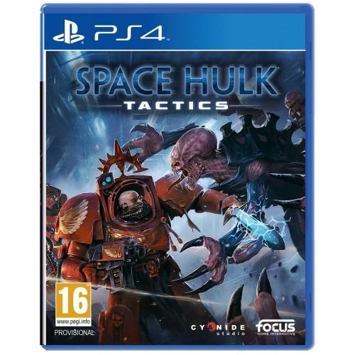 Space Hulk Tactics PlayStation 4 Новый купить в новосибирске