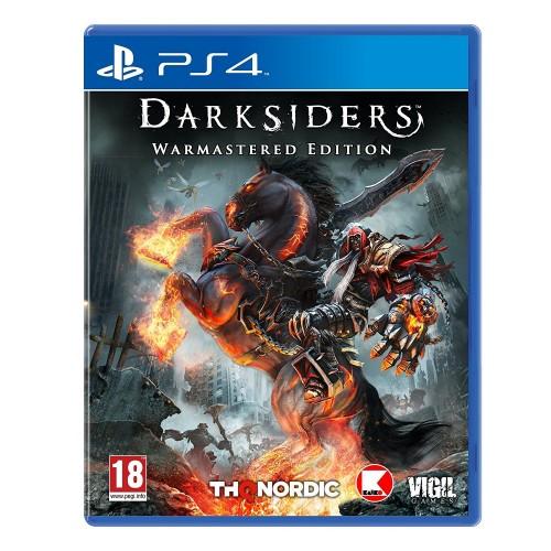 Darksiders Warmastered Edition PlayStation 4 Б/У купить в новосибирске