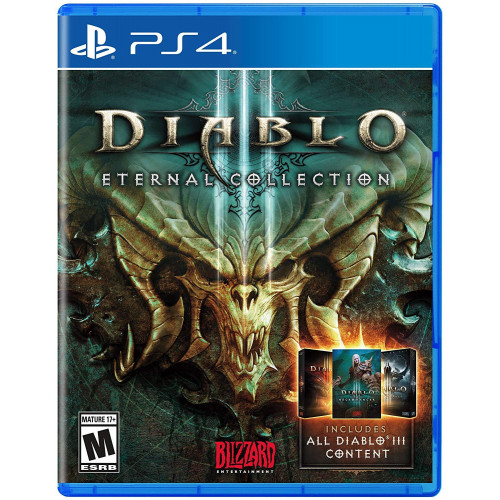 Diablo Eternal Collection PlayStation 4 Б/У купить в новосибирске