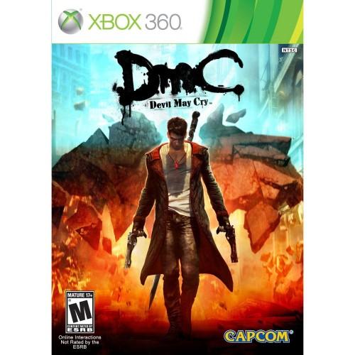 DmC Devil May Cry Xbox 360 Б/У купить в новосибирске