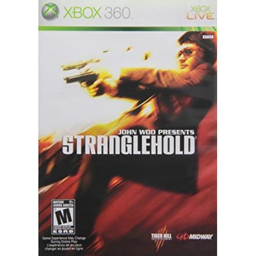 Stranglehold Xbox 360 Б/У купить в новосибирске