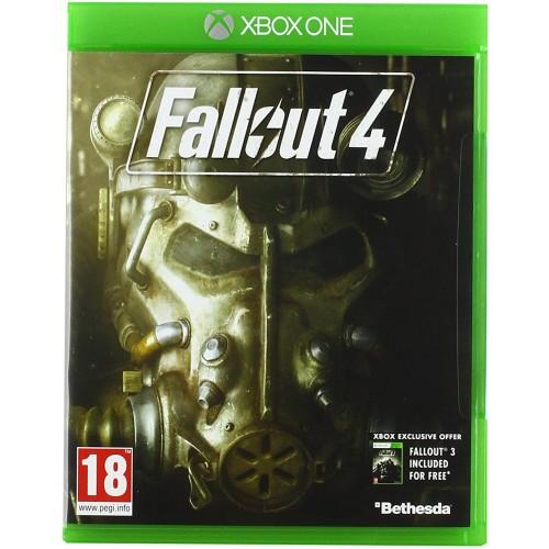 Fallout 4 Xbox One Б/У купить в новосибирске