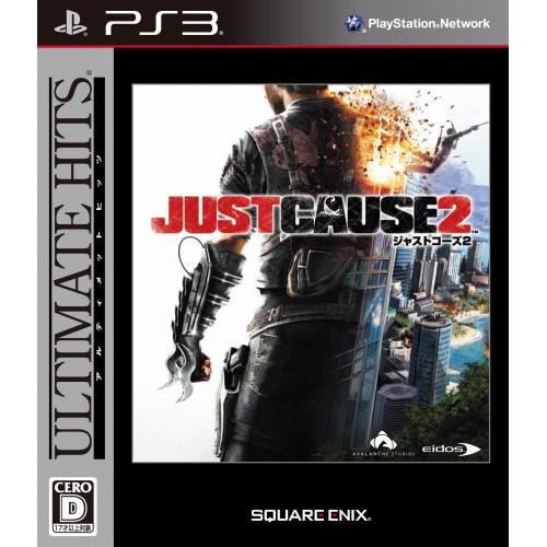 Just Cause 2 PlayStation 3 Б/У купить в новосибирске