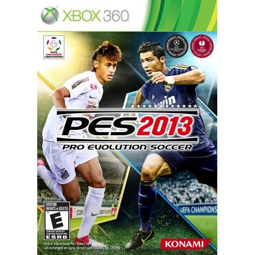 Pro Evolution Soccer 2013 Б/У купить в новосибирске