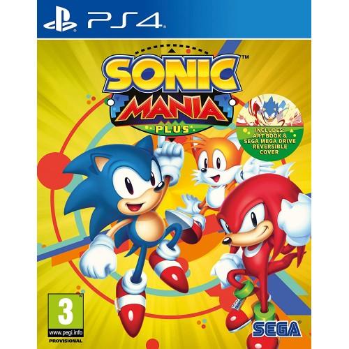 Sonic Mania Plus PlayStation 4 Б/У купить в новосибирске
