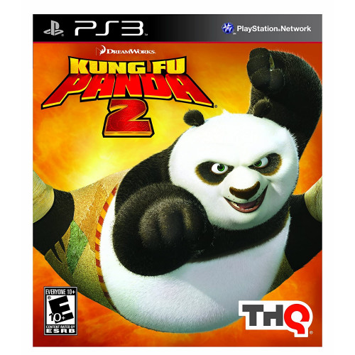 Кунг Фу Панда 2 PlayStation 3 Б/У купить в новосибирске